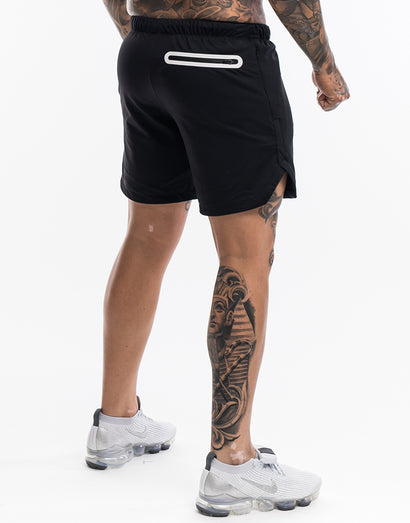 Echt Shadow Shorts - Black