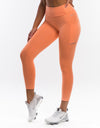 Echt Purpose Leggings - Cantaloupe