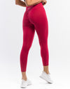 Echt Force Scrunch Leggings - Sangria