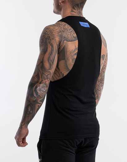 Echt On The Fly Muscle Top - Black
