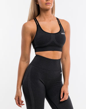 Arise Sportsbra V5 - Pirate Black
