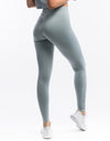 Echt Core Leggings - Soft Slate