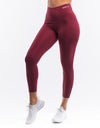 Echt Power Function Leggings - Pomegranate