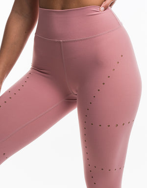 Echt Air Laser Leggings - Rose