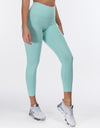Echt Force Scrunch Leggings - Mint