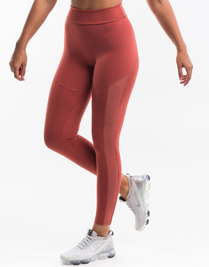 Echt Merge Leggings - Apple