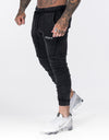 Echt Wash Joggers - Black