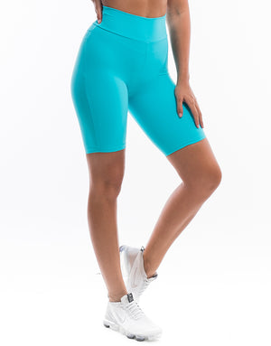 Echt Inbound Bike Shorts - Blue