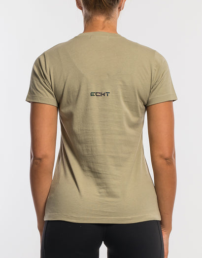 Echt Essentials Tee - Sage