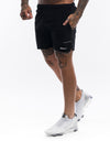 Echt Repel Shorts - Black