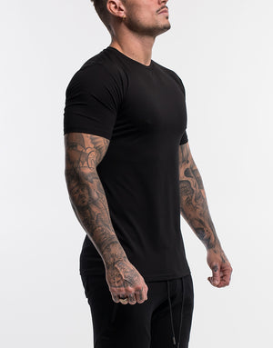 Echt On The Fly T-Shirt - Black