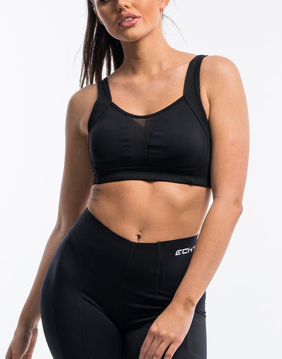 Echt Elite Sportsbra - Black