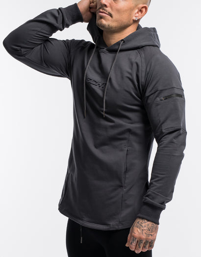Echt Tapered Hoodie - Periscope