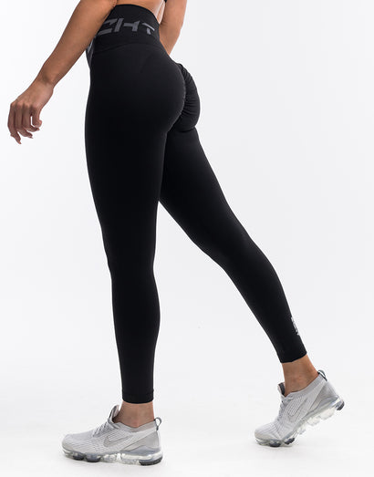 Arise Scrunch Leggings - Black