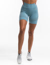 Echt Enforce Scrunch Shorts - Cameo Blue