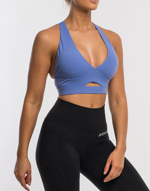 Echt Force Sportsbra V2 - Wedgewood Blue