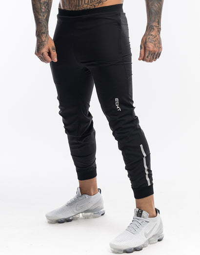 Echt Synth Pants - Black