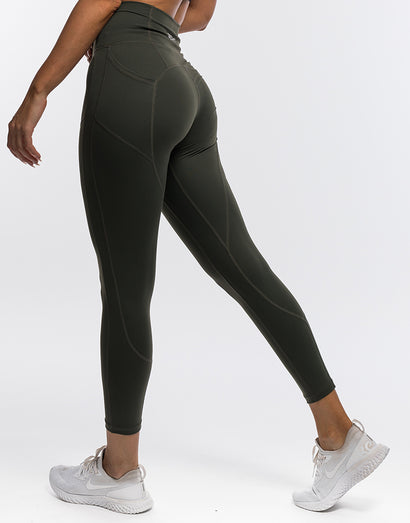 Force Elevate Leggings - Ivy
