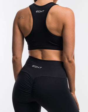 Echt Icon Sportsbra - Black