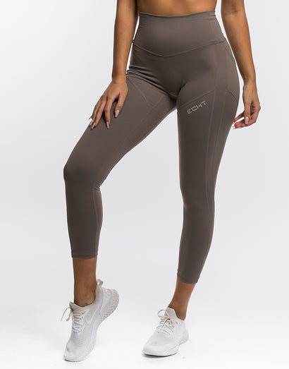 Force Elevate Leggings - Nickel