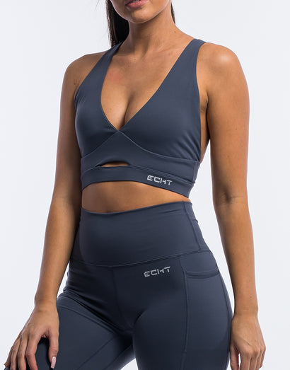 Echt Force Sportsbra V2 - Navy