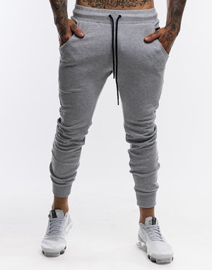 Echt Power Joggers - Heather Grey