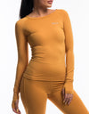 Echt Scrunch Long Sleeve - Citrus