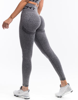 Arise Scrunch Leggings - Charcoal
