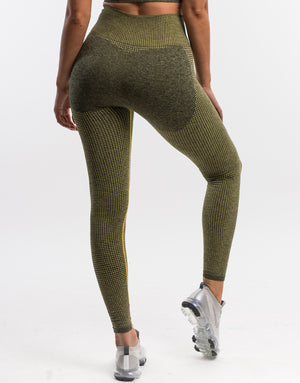 Echt Sensory Leggings - Snapdragon Yellow