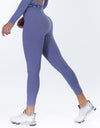 Arise Comfort Leggings - Velvet Blue