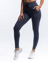 Ladies Force Joggers - Navy