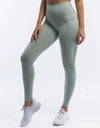 Force Pocket Leggings - Heather