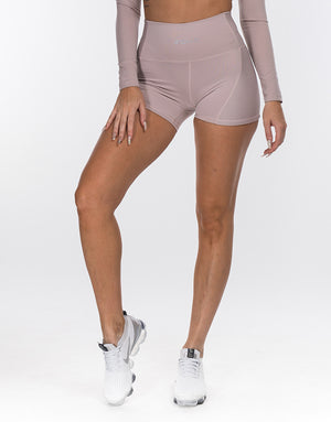 Echt Air Shorts - Lavender