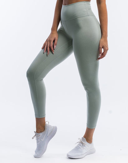 Force Leggings V2 - Heather