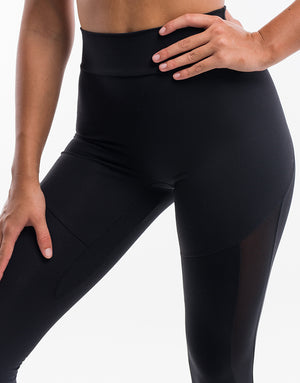 Echt Merge Leggings - Black