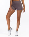 Echt Range Shorts - Mulberry