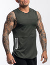 Echt Training Tank - Olive