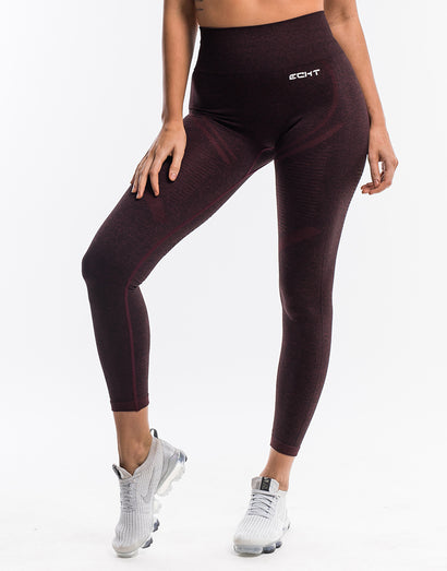 Arise Leggings - Berry