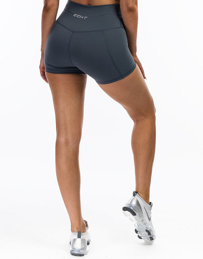 Echt Range Shorts - Night Blue