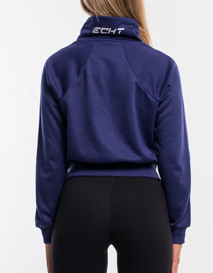 Echt Stretch Jumper - Deep Blue
