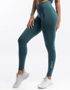 Echt Core Leggings - Teal
