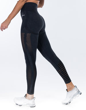 Arise Prime Vintage Leggings - Black