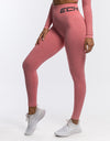 Arise Comfort Leggings - Rose
