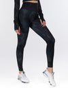 Echt Force Pocket Leggings - Black Camo