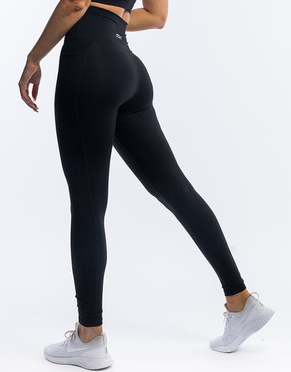 Force Pocket Leggings - Black