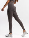 Echt Sensory Leggings - Bark Brown