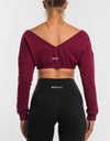 Echt Dream Top - Plum