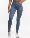 Echt Advance Leggings - Citadel Blue
