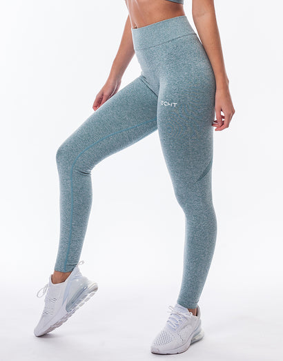 Arise Leggings V2 - Mineral Blue