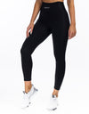 Echt Air Leggings - Black